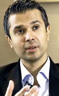 Il dottor Aseem Malhotra