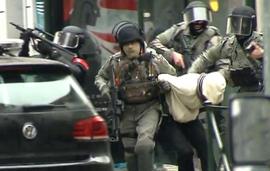 L'arresto di Salah Abdeslam