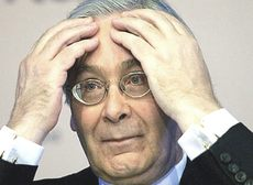 Mervyn King, già a capo della Bank of England