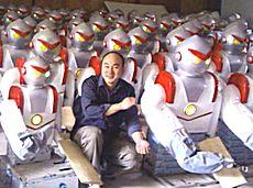 Robot alla Foxconn