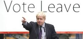 Boris Johnson pro-Brexit