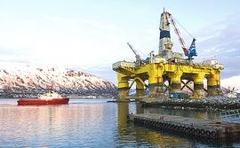 Petrolio norvegese