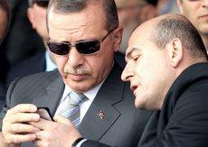 Suleyman Soylu con Erdogan