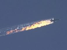 Il Sukhoi-24 abbattuto dai turchi