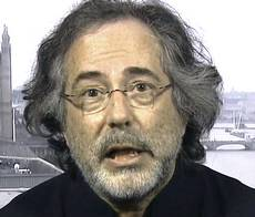 Il giornalista Pepe Escobar