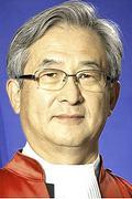 Il giudice sudcoreano O-Gon Kwon