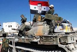 L'esercito siriano ad Hasakah