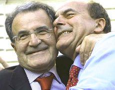 Prodi con Bersani