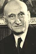 Robert Schuman, uno degli architetti dell'Ue