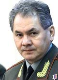 Il ministro della difesa russo Shoigu