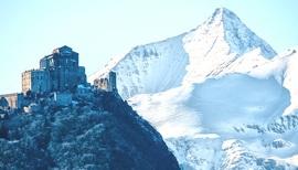 La Sacra di San Michele, val Susa