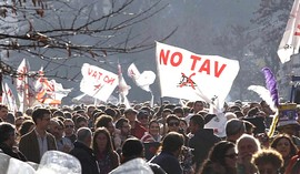 La resistenza civile dei No-Tav
