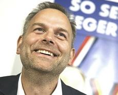 Leif-Erik Holm, candidato di punta di Adf
