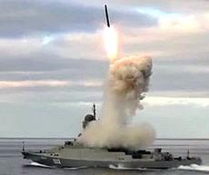 Missile russo Kalibr