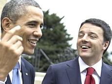 Lo Zio Sam tifa Sì per Renzi, e la stampa finge d'indignarsi
