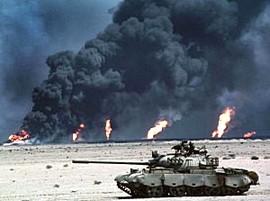 La Prima Guerra del Golfo