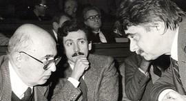 Napolitano, D'Alema e Occhetto