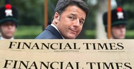 Renzi e il Financial Times