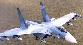 Un Sukhoi Su-27