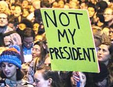 Le proteste anti-Trump