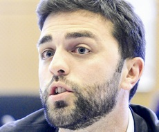 Marco Zanni, eurodeputato 5 Stelle