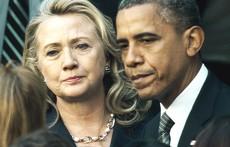 Obama con Hillary