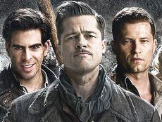 Brad Pitt in Bastardi senza gloria