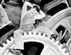 Chaplin, Tempi moderni