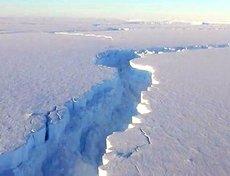 Crepacci in Antartide