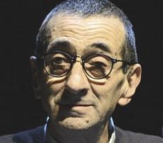 Lo scrittore Maurizio Maggiani