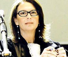 Manuela Cadelli, presidente dei magistrati belgi