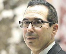 Steve Mnuchin, un passato nella Goldman