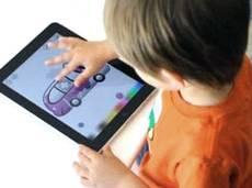 iPad e bambini