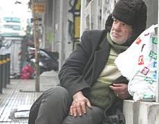 Atene, anziani