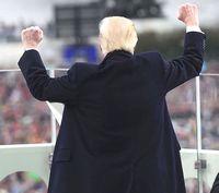 L'insediamento di Trump