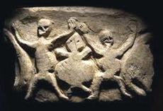 Gobekli Tepe, altorilievo
