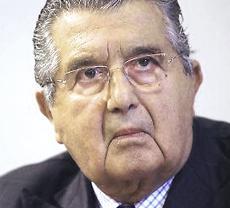Carlo De Benedetti, presidente di MacroGeo, autrice dello studio sul futuro Ue
