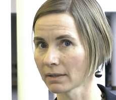 Franziska Achterberg, di Greenpeace