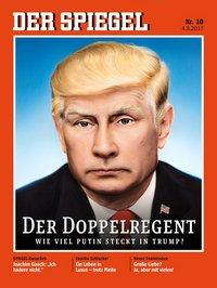 La propaganda di ShareBlue, Trump in versione Putin