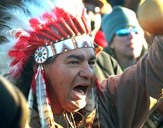 La protesta dei Sioux