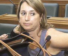 La senatrice Adele Gambaro