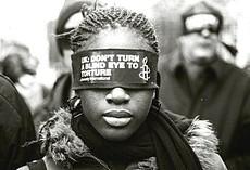Campagna di Amnesty contro la tortura