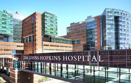 Il John Hopkins Hospital di Baltimora