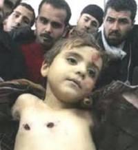 La strage dei bambini a Gaza