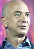 Jeff Bezos, di Amazon