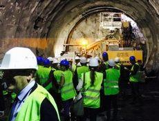 Tav Torino-Lione, tunnel esplorativo di Chiomonte