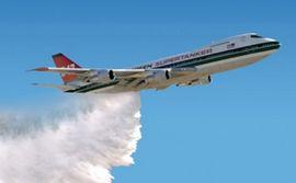 Un aereo tanker