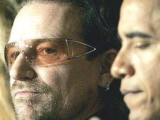 Bono e Obama