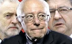 Corbyn, Sanders e Mélenchon