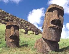 Isola di Pasqua, Rapa Nui